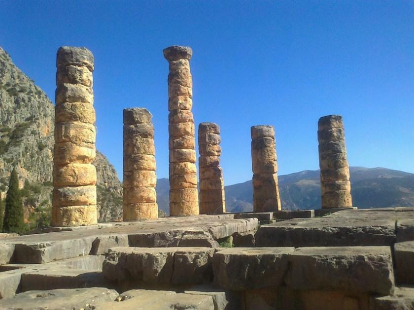 Mount Parnassus Delphi 3