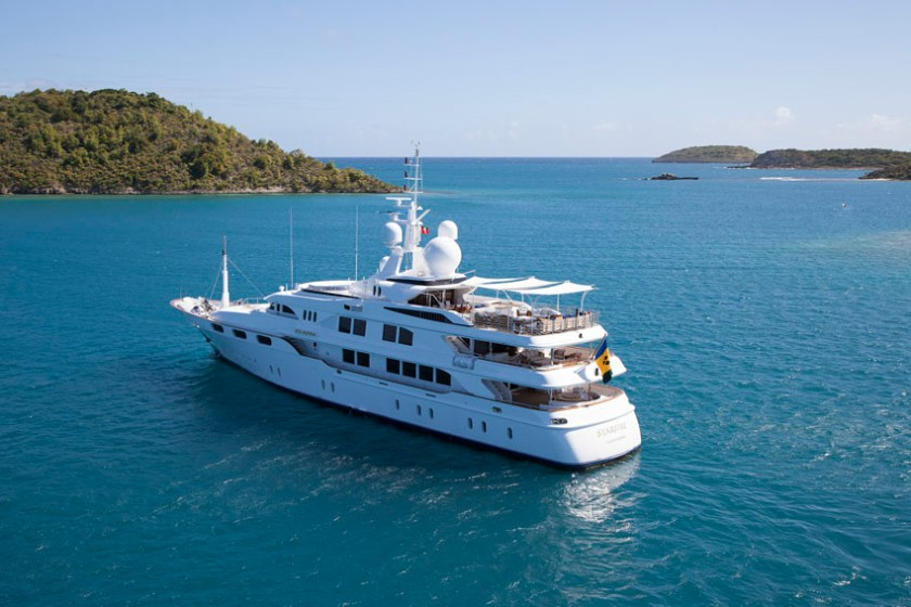 Crew on a Superyacht Charter 1