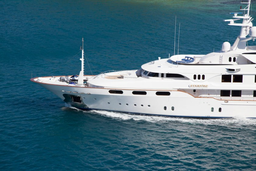 Crew on a Superyacht Charter 6