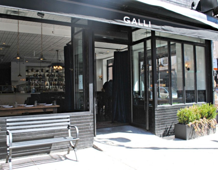 Galli Restaurant in NYC 1