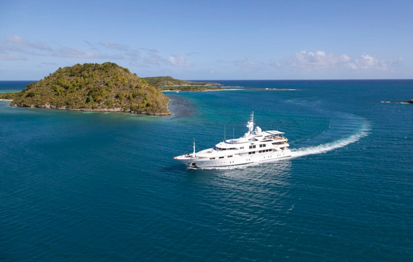 Superyacht Wining and Dining Destinations 1