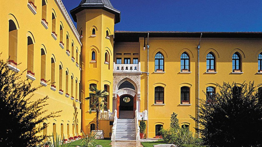 Top Hotels in Istanbul Four Seasons at Sultanahmet 1