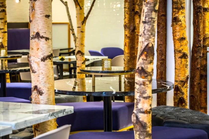 Vegetarian Restaurants London Ethos 3