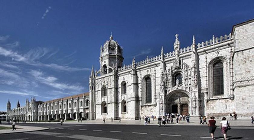 Visit Lisbon Top 5 Sights Jeronimos Monastery