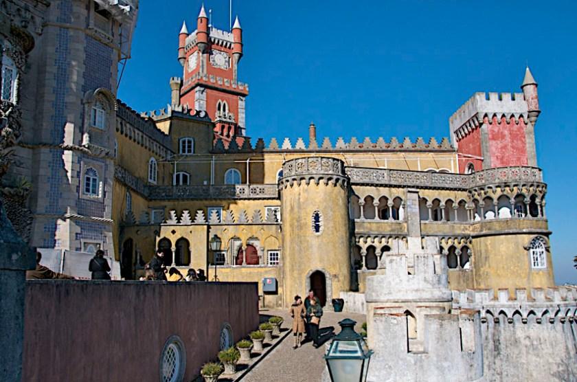 Visit Lisbon Top 5 Sights Sintra