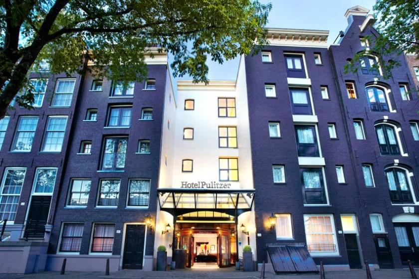 Luxury in Amsterdam Hotel Pulitzer 1