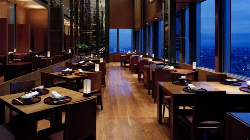 Top 3 Luxury Hotels in Tokyo 5.1