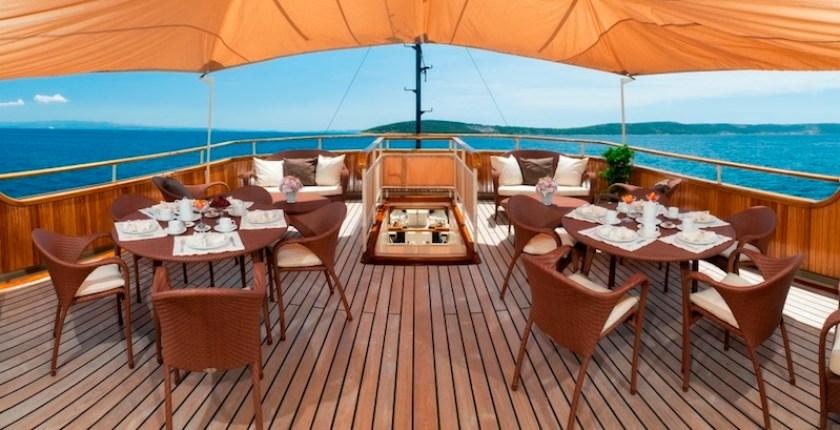 Experience Croatia Superyacht charter 1