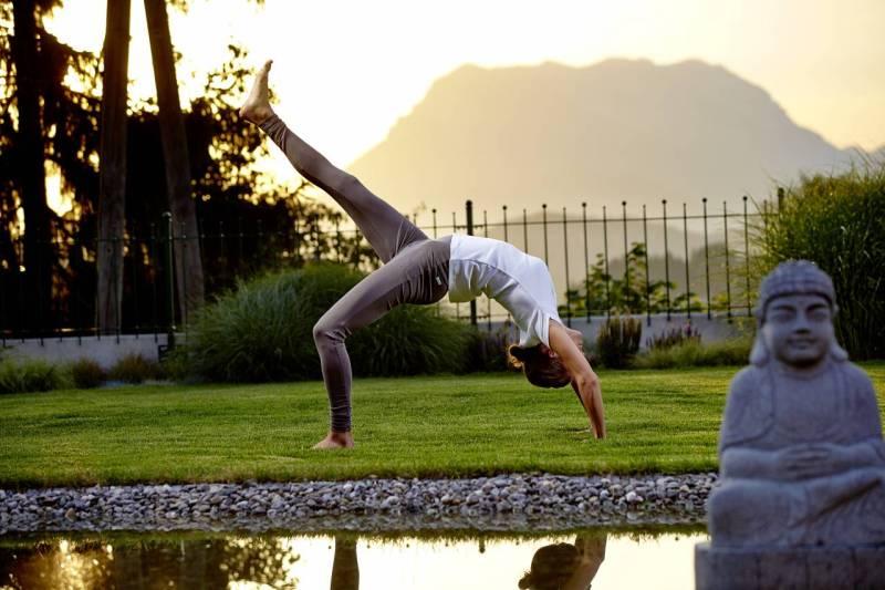luxury yoga retreat - Ayurveda Resort Sonnhof in Austria
