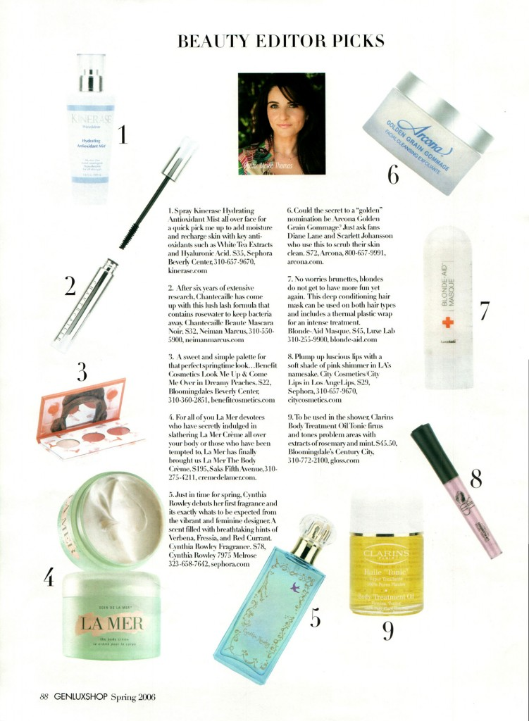 Genlux Blonde-Aid Article