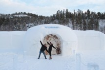 Alta Norway Igloo Hotel