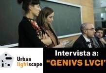 intervista a Genius luci
