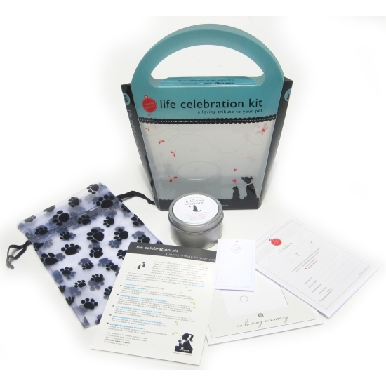 In loving Memory Pet Lovers Dog Memorial Candle Kit