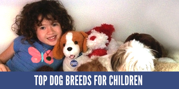 Top dog breeds for children