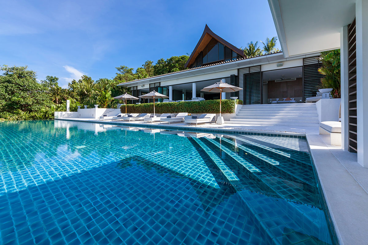 The five named oceans of the world are the atlantic, pacific, indian, arctic and southern oc. Ocean S 11 Villa Phuket Luxephuket Com