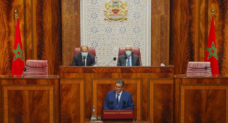 البرنامج الحكومي .. المعارضة تعتبره دون الطموحات والأغلبية تصفه ببرنامج للأمل في مغرب الغد