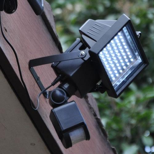 PROJECTEUR LED EXTERIEUR SOLAIRE  Eclairage LED solaire