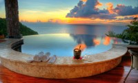 LUXE TIFFANY  Jade Mountain: Cooking in Paradise