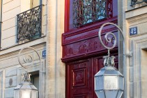 Luxe Tiffany Parisian Chic La Serve Paris Hotel