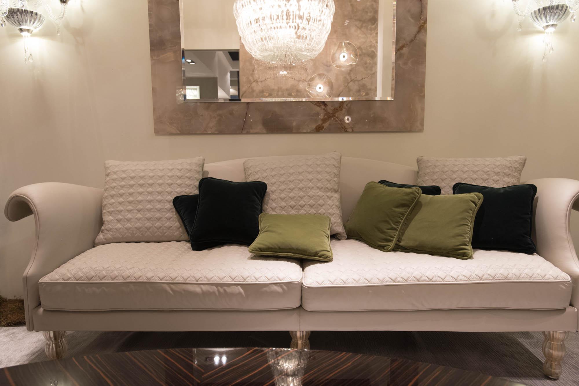 Tendenze arredamento 2017 divani e soggiorni il meglio dal Salone del Mobile Foto  Luxgallery