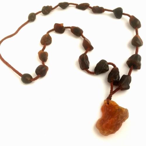 Gobi Desert Agate Necklace