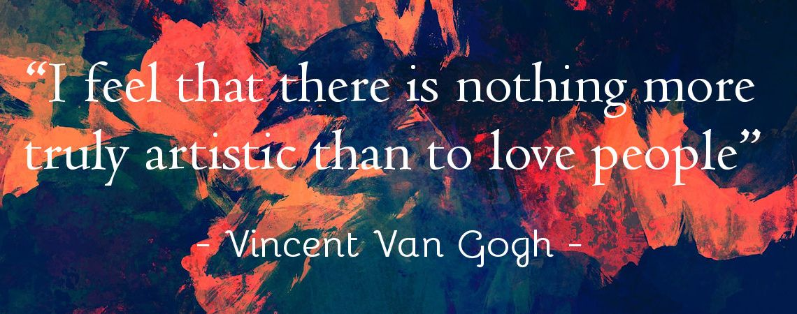 Valentines Quotes Van Gogh