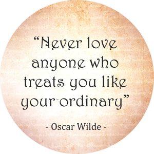 Valentines Quote Oscar Wilde