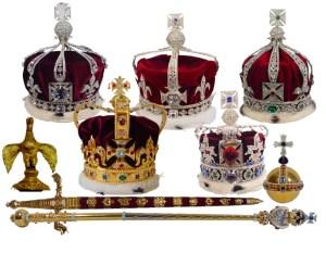 Crown jewels of united kingdom