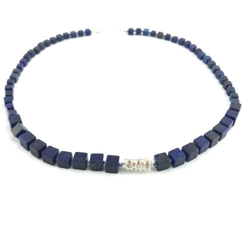 Lapis lazuli necklace online uk