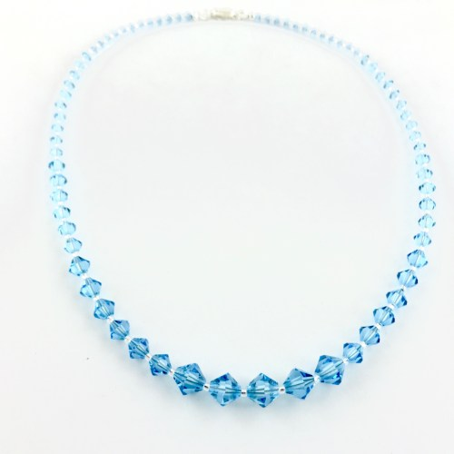 Luxiere jewellery swarovski necklace online uk