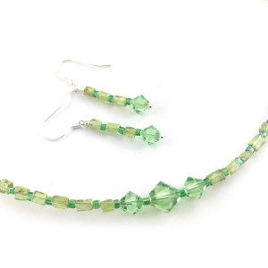Swarovski crystal necklace online uk