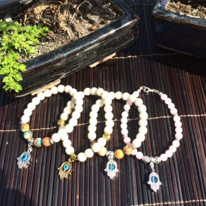 Fashion gemstone bracelets online