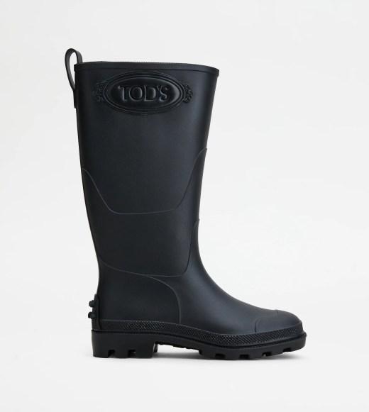 Rain Boots in black
