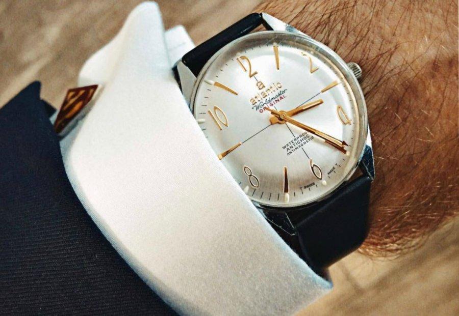 Klasyka nigdy się nie znudzi - także zegarki Atlantic
