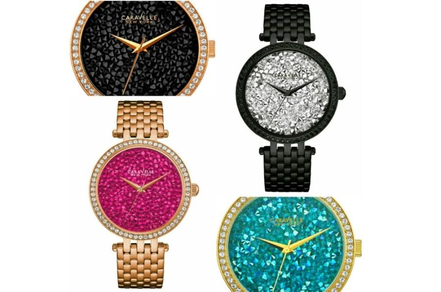 Nowe zegarki Caravelle