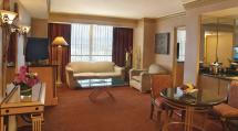 One-Bedroom Tower Suite Luxor Las Vegas