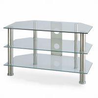 Design Glas TV Schrank LCD Plasma Rack Tisch Phono ...