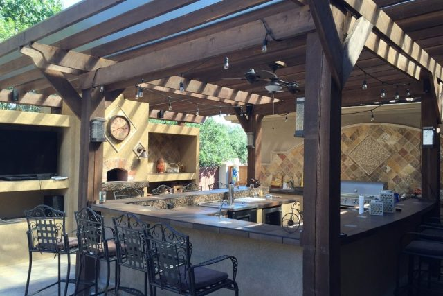 should you add an outdoor kitchen to your arizona home? | luxury