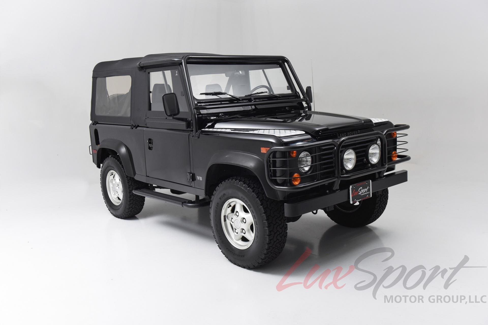 1997 Land Rover Defender 90 Stock for sale near New Hyde