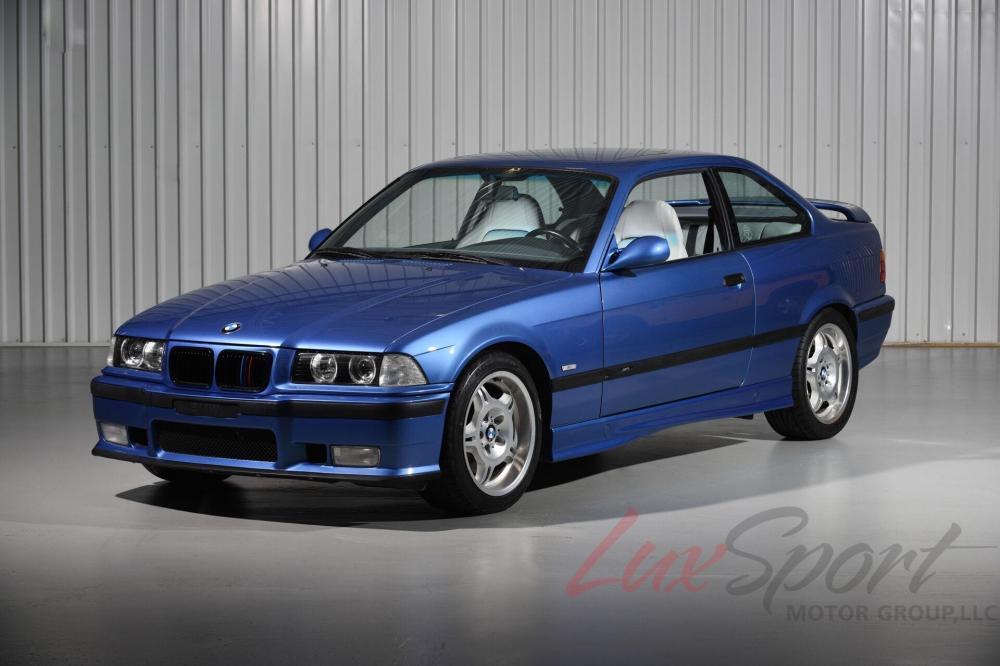 medium resolution of used 1997 bmw e36 m3 coupe syosset ny