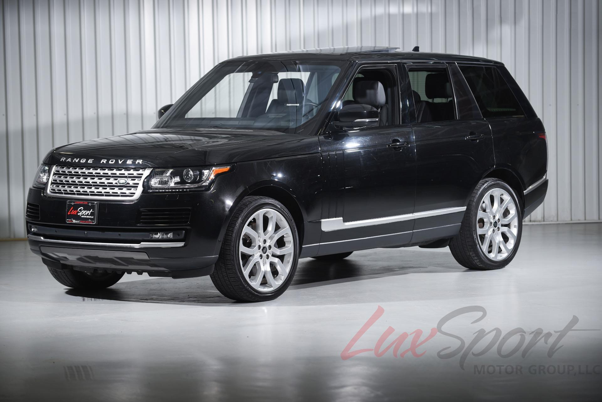 hight resolution of used 2016 land rover range rover supercharged syosset ny