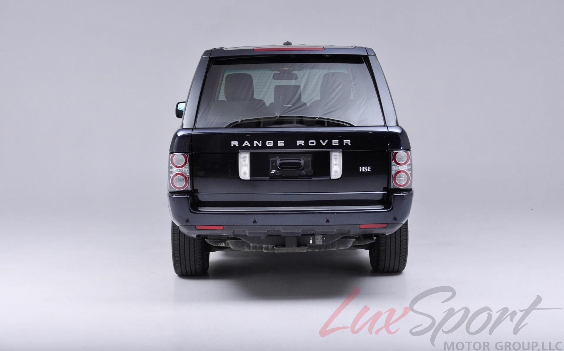2010 Land Rover Range Rover HSE Stock for sale near New