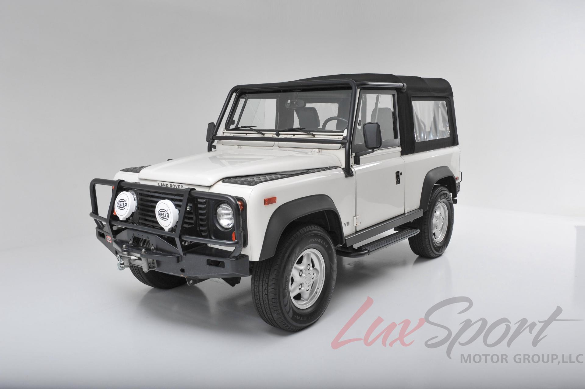 1997 Land Rover Defender 90 90 Stock for sale near New