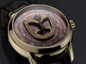 Montre masque Chine