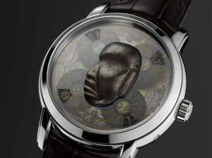 Montre masque Mexique