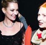 Kate Moss & Vivienne Westwood