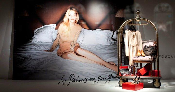 Le Fouquet's Barrière - Ashley Smith
