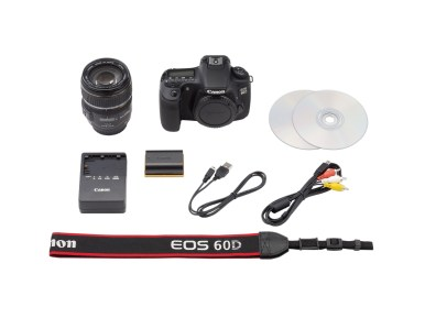 EOS 60D KIT LC-E6 w EF-S 17-85mm