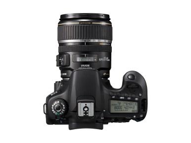EOS 60D w EF-S 17-85mm TOP