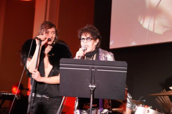 Neimo & Dani en concert